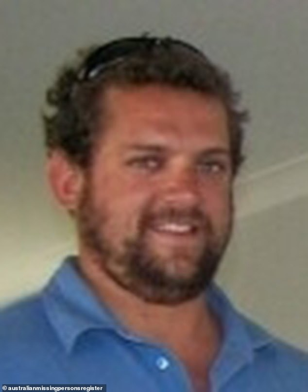 Brett McGillivray has been missing since April 10, 2006, when he left for work at about 6.40am from Perth