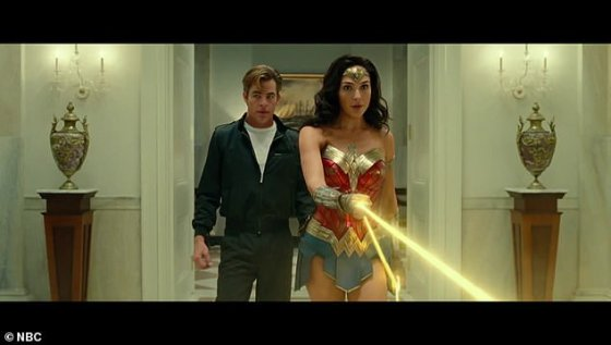 Big Debut: After Wonder Woman's 1984 big Christmas debut on Christmas Day, HBO Max subscribers have full access to Warner Bros.  '2021 slate when released
