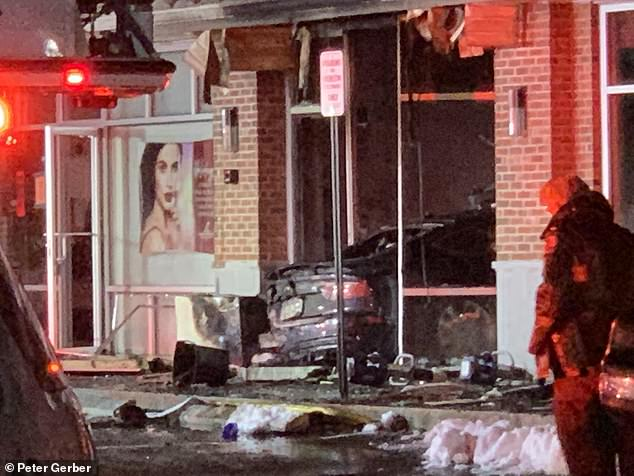 Son of wealthy philanthropists Ray and Barbara Dalio killed after car  crashes into Verizon store | Daily Mail Online