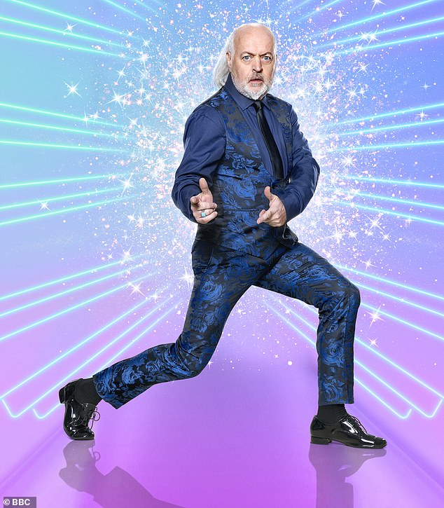 Strictly win: Bill will be the oldest Strictly champion if he wins the series on Saturday