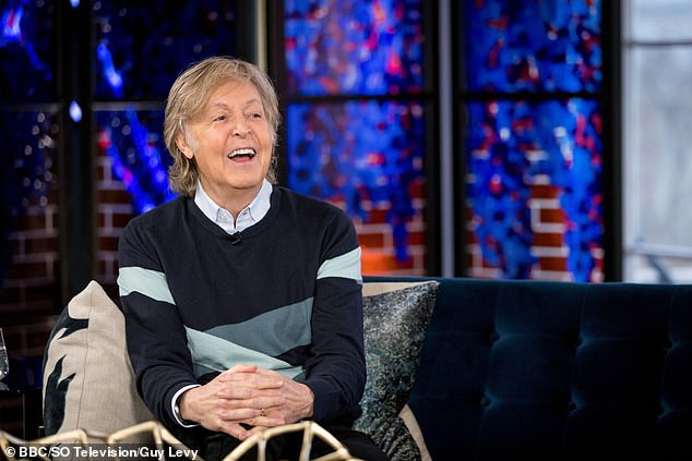 Interviewee:The upcoming album is Paul's 26th post-Beatles release and is titled McCartney III. He has played every instrument and written and recorded every song on it himself