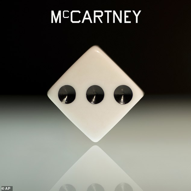 Out now: Sir Paul has released new album McCartney III this week, having written and recorded it during lockdown earlier this year