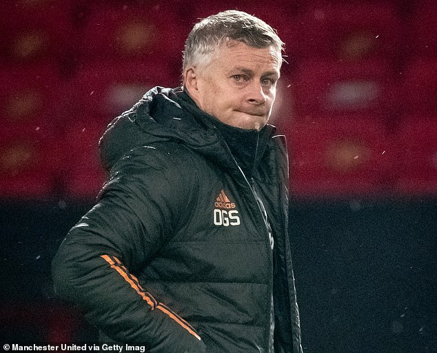 Solskjaer, according to Van Gaal, still has a job because he is a former player and club icon