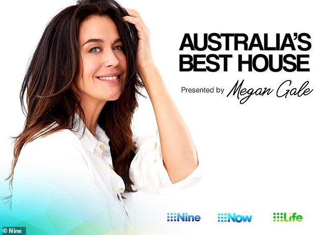 She's back! She judged Australia's Next Top Model and hosted Project Runway Australia. So it is no surprise Megan Gale (pictured), 45, is making a comeback to TV in the new year as the presenter of Australia's Best House