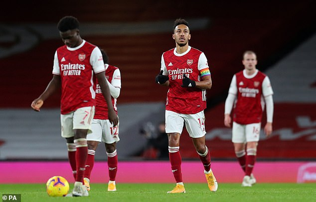 The Gunners have made their worst start to a league season since the 1974-75 campaign