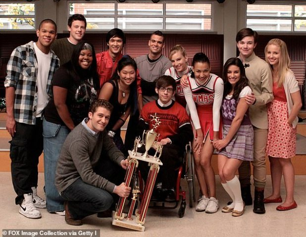 New Directions: Morris starred as cheerleader Brittany Pearce in the Fox musical series Glee for its sixth season from 2009 to 2015.