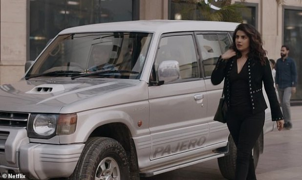 Priyanka Chopra, 38, stars in the first trailer for her upcoming Netflix film The White Tiger, based on the acclaimed novel of the same name since 2008.