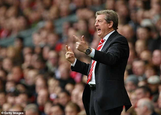 Roy Hodgson was picked as the man to replace Rafa Benitez at Liverpool back in 2010