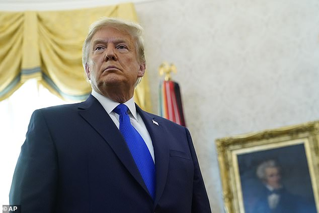 President Donald Trump has refused to concede the election and is meeting with Republicans and lawyers about ways to over turn the results