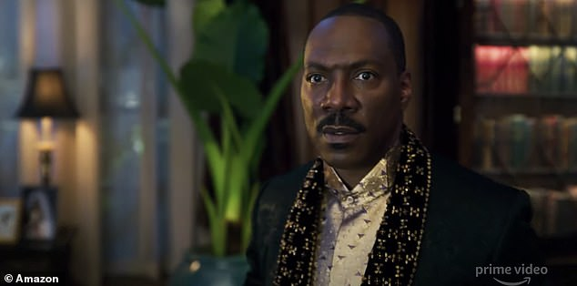 He's back! Eddie Murphy is back as Prince Akeem Joffer of Zamunda in the sequel, Coming 2 America