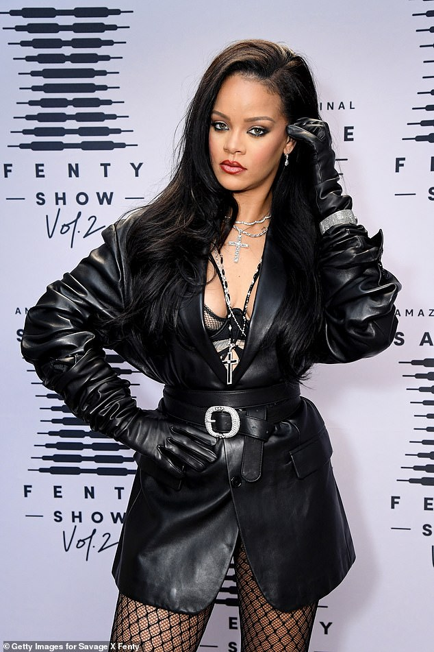 No permission:The duo also claim that Rihanna did not have their permission to use the track on the ad, theorizing that she just lifted the song from a music streaming platform