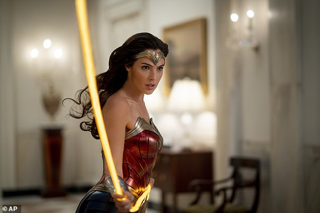 Inspiration:'Fiction though it may be, the story of Wonder Woman is an inspiration that fundamentally lives in all of us,' said Rick Buchanan, founder of Biion
