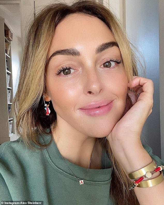 Thousands of women have crowned a $110 serum by Estee Lauder the best in Australia, after it beat out stiff competition from other big-name brands (a fan pictured)
