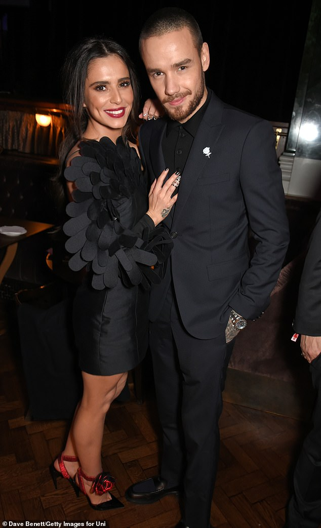 'He's really good at cooking!'The singer, 37,shared a rare insight into her typical Christmas with her ex Liam Payne, 27 (pictured in 2018)