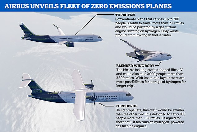 Airbus is leading the way in the field of aviation in pursuing a low-carbon alternative to the current high-pollution business model of air travel.