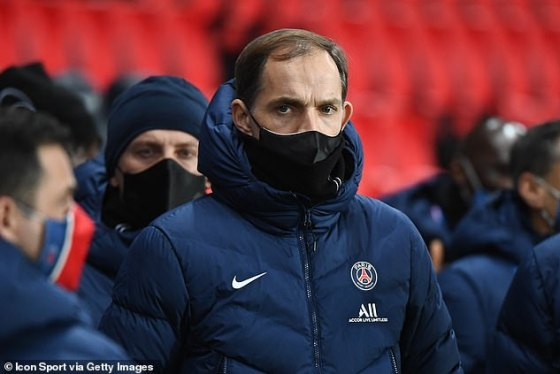 Thomas Tuchel was reportedly fired by Paris Saint-Germain just days before Christmas