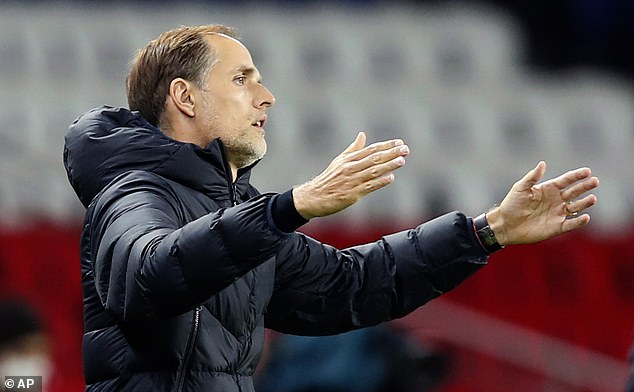 Pochettino has replaced Thomas Tuchel, who was sacked after PSG's 4-0 win overStrasbourg