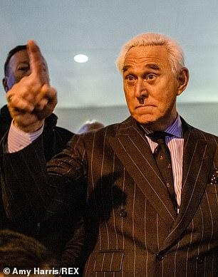 Roger Stone vows to file M defamation suit against 'pathetic hack' Rep. Hakeem Jeffries