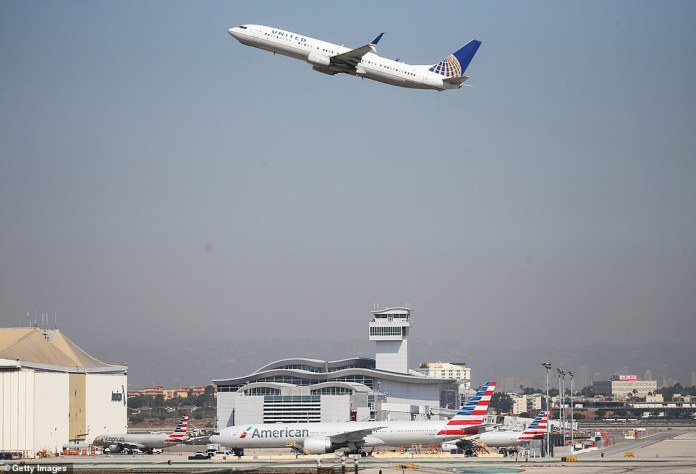 At least three pilots have reported seeing someone who allegedly flew a jet pack over LAX in recent months.