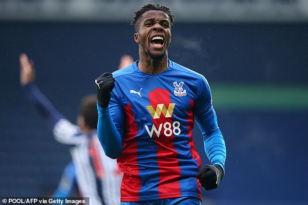 Wilfried Zaha will be key if Crystal Palace are to secure another season of top flight football