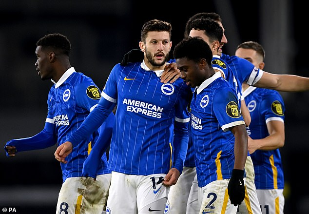 Brighton should have enough to stay out of trouble but need to pick up more victories