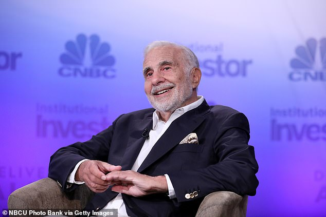 Carl Icahn, the founder of Icahn Enterprises, also relocated his firm from Manhattan to Sunny Isles Beach, in Miami-Dade County, in 2020