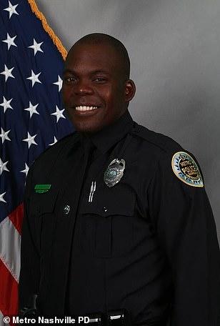 Officer James Wells