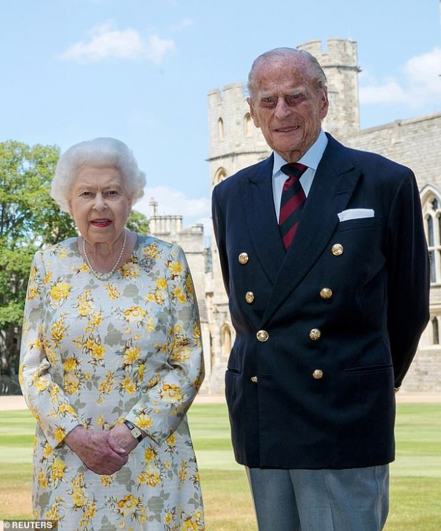 It is reported that Harry plans to return to the UK to look into some details with the senior royals, who are eager to attend the Queen and Prince Philip's birthday.
