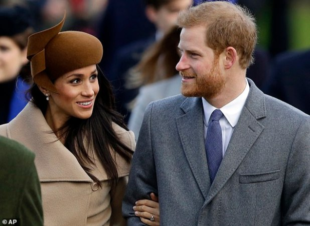 The couple announced that they were stepping up as senior royals on Instagram in January