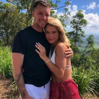 Bachelor star Simone Ormesher announces her engagement to partner Matt Thorne