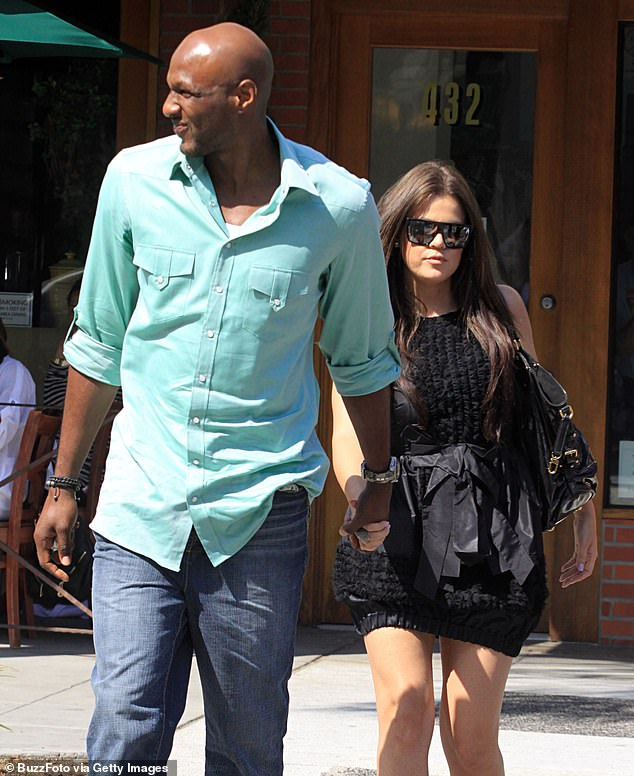 La Scala, the pricey Italian restaurant, is a favorite haunt of Hollywood celebrities, including former basketball superstar Lamar Odom and his then-wife Khloe Kardashian (pictured together at La Scala in June 2010)