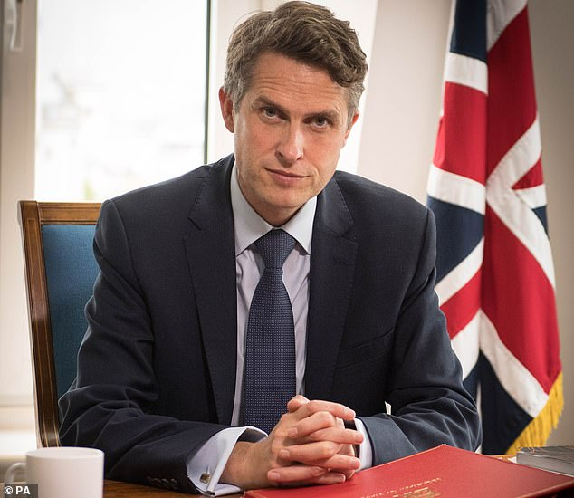 Mr Williamson is set to hold a crunch meeting with education chiefs on Monday, according to the Telegraph