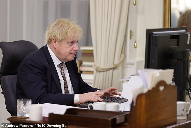 Boris Johnson has promised to focus on 'levelling up' Britain in the wake of securing the country's departure from the EU