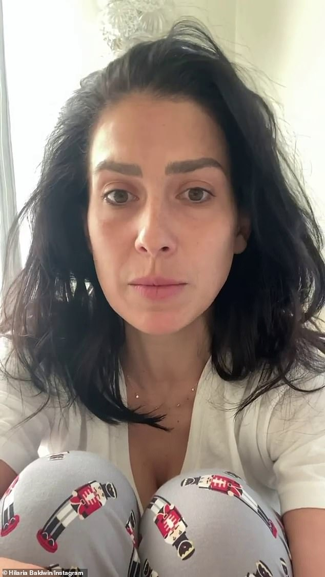 After the accusations she 'faked' her Spanish heritage, Hilaria confessed Sunday that her real name is Hillary and she was actually born in Boston, not Majorca