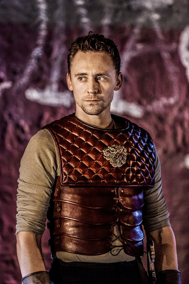 If, like me, theatre is one of your passions and you've been missing it, the National Theatre's new streaming service will come as a welcome new year bonus. Pictured:Tom Hiddleston in Coriolanus
