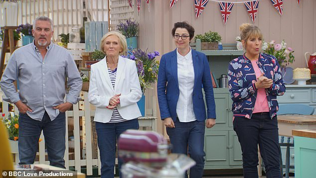 Changes:Great British Bake Off hosts Sue Perkins and Mel Giedroyc quit the show in 2016, with Mary following shortly after.Paul Hollywood decided to remain with the show, causing much controversy