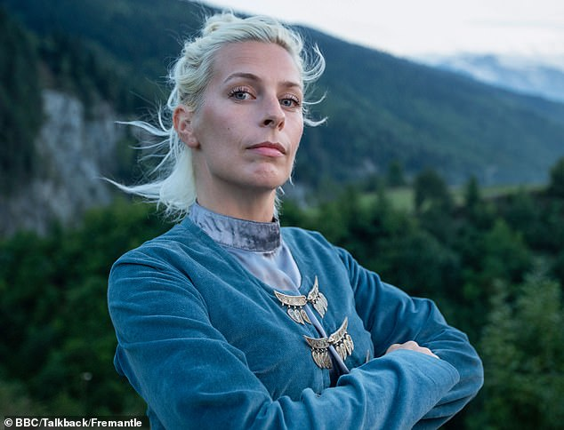Sara Pascoe (pictured) on the pull is an experience to turn Casanova celibate inher travelogue Last Woman On Earth (BBC2)
