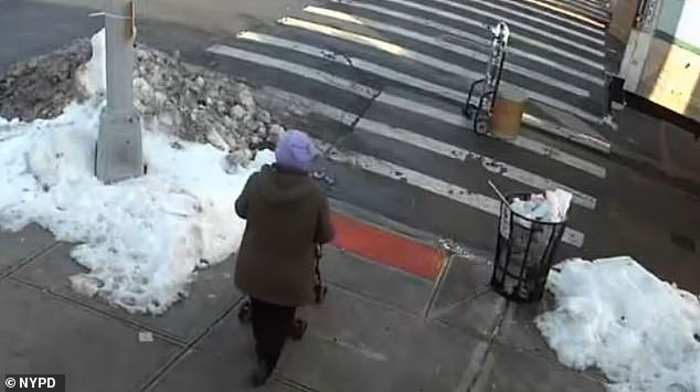 The New York Police Department last week released video of a hit-and-run that took place at the intersection of Mace Avenue and Eastchester Road in the Pelham Gardens section of The Bronx on Monday
