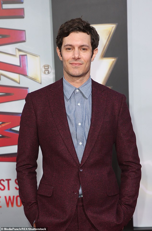 Her spouse Adam Brody, 41, last week said that he and Meester would probably check out the reboot of Gossip Girl on HBO Max; he was snapped in LA last year