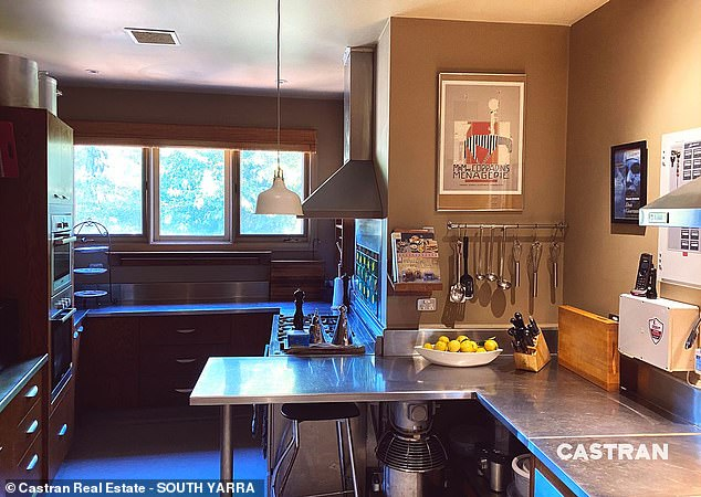 Claim to fame: Katy stayed at the property for one night, with owner Ben Edwards describing it as a memorable experience for himself and the staff