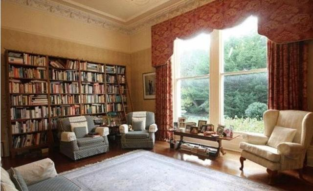 10) A seven-bedroom home in the Mossley Hill area of Liverpool is on the market for £1.1million, having first been listed on December 16, 2015. It features large private grounds, two living rooms, a designer kitchen, huge basement and fireplaces