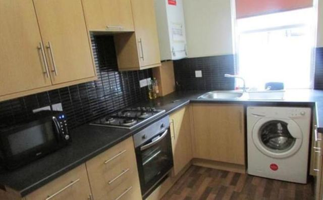 8)A £209,950 four-bedroom property in the Broadgate area of Preston has been on the market since October 22, 2015. The terraced home overlooks the River Ribble and comes with three reception rooms in what is described as a 'desirable location'