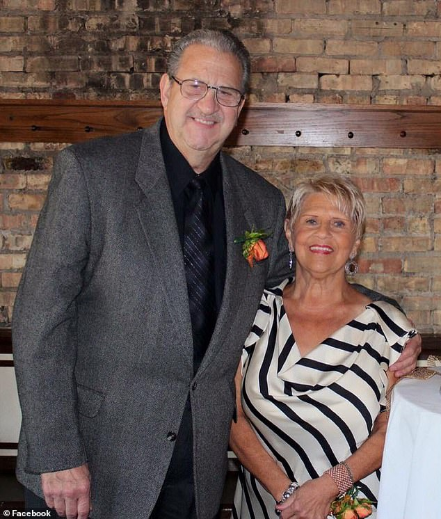 Chicago couple Mike and Carol Bruno, who were married for 59 years, passed away just 10 days apart this month after their family contracted the virus from a haircut