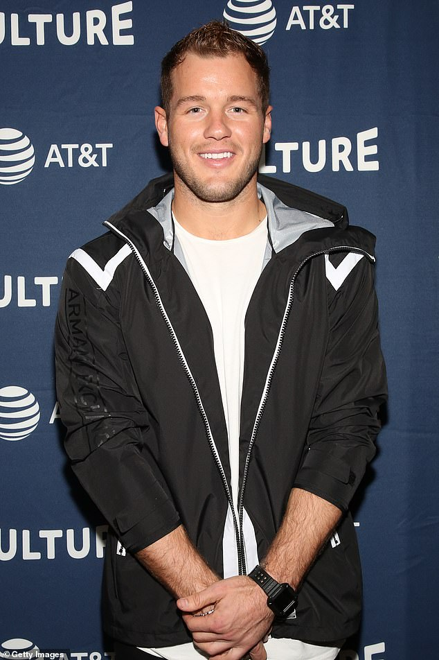 Social media break: The reality star quit Instagram almost two months ago on the day after his ex Cassie Randolph dropped a restraining order request she'd filed against him in September
