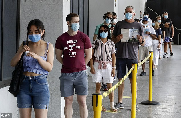The coronavirus outbreak in Sydney has spread south to Wollongong with churches, shopping centres and an optometrist all on high alert