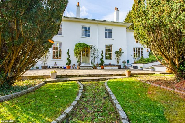 Viewers slammed Britain's Most Expensive Houses last night as they criticised the fly on the wall documentary for showing 'rich silver spooned types' searching for property when 'many can't afford food.'