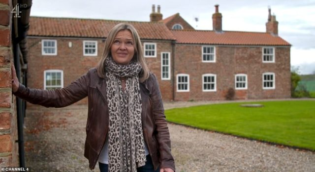 Mother-of-two Ali settled on moving out of the capital during the Covid-19 lockdown and returning to Yorkshire in order to find a more spacious home
