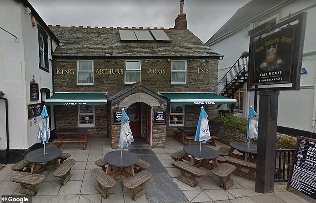 Tourists ignoring the Government's stay at home message are being told to 'stay away' from Cornwall after the King Arthur's Arms Inn, Tintagel, was closed after visitors from Tier 3 and Tier 4 'made life unpleasant' for staff