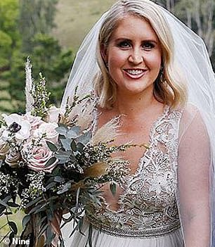 Married At First Sight bride Lauren Huntriss is almost unrecognisable