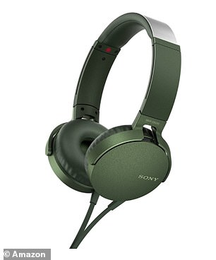 The Sony MDR-XB550AP Extra Bass Headphones have been reduced to just £29.99 in all colours on Amazon